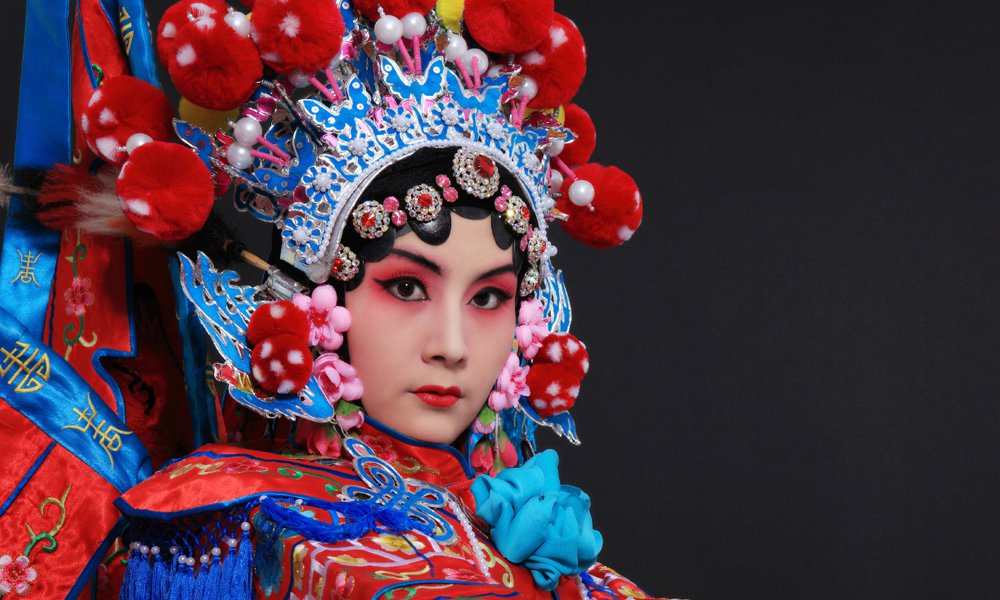 Sichuan Tour: Chinese opera
