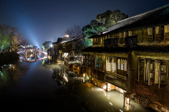 ANCIENT WATER TOWNS OF CHINA