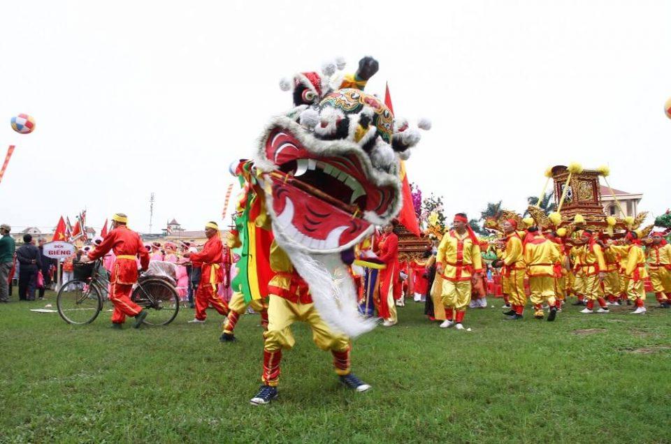 10 reasons to visit Vietnam during Tet Festival