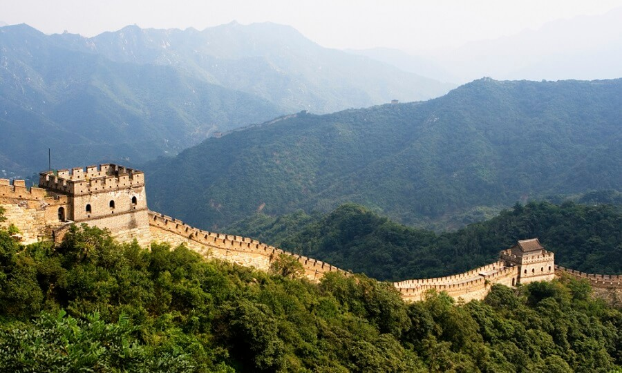 10 day China tour: great wall