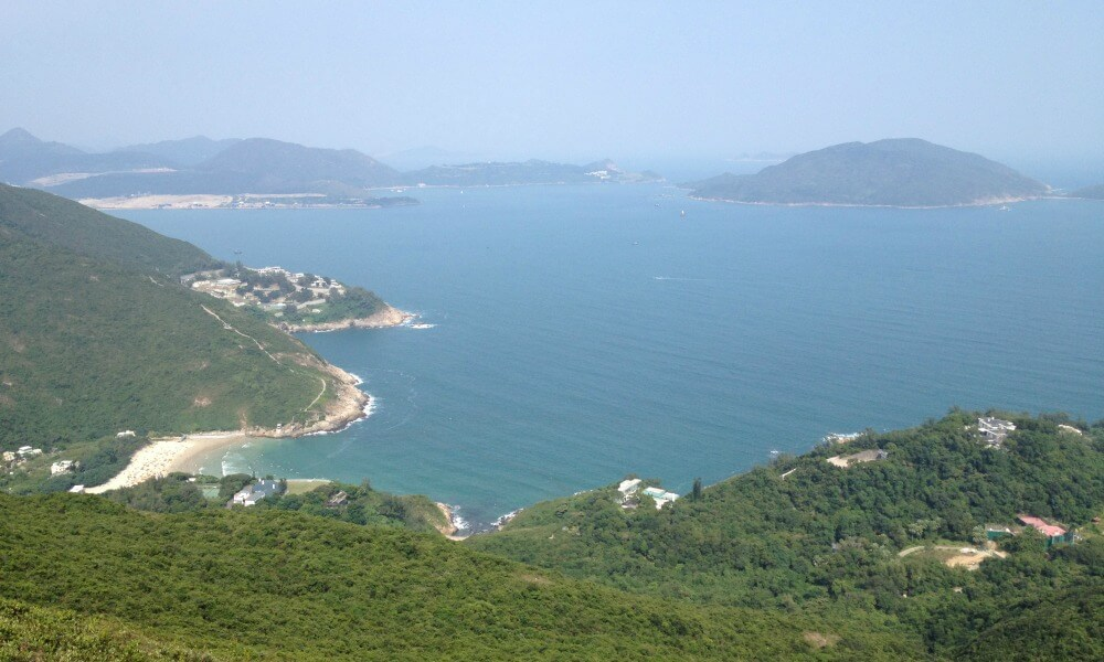 4-day Hong Kong tour: ocean view