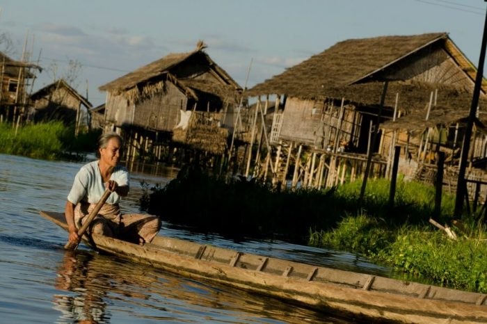 CULINARY TOUR OF MYANMAR'S INLE LAKE