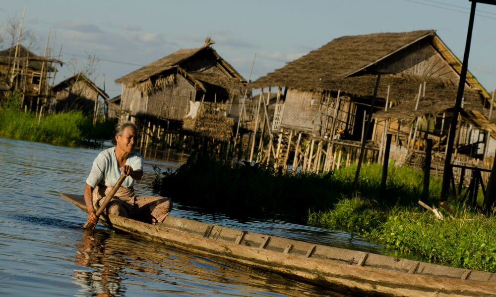 10 days in Myanmar: fishermen at inle lake