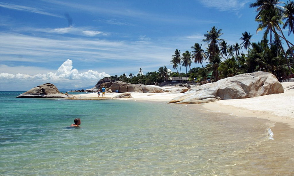 koh samui tour thailand beach