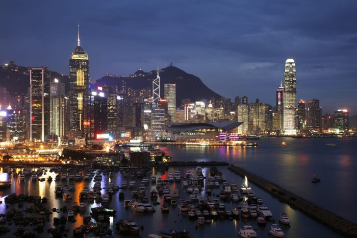 HONG KONG AND BEIJING DISCOVERY