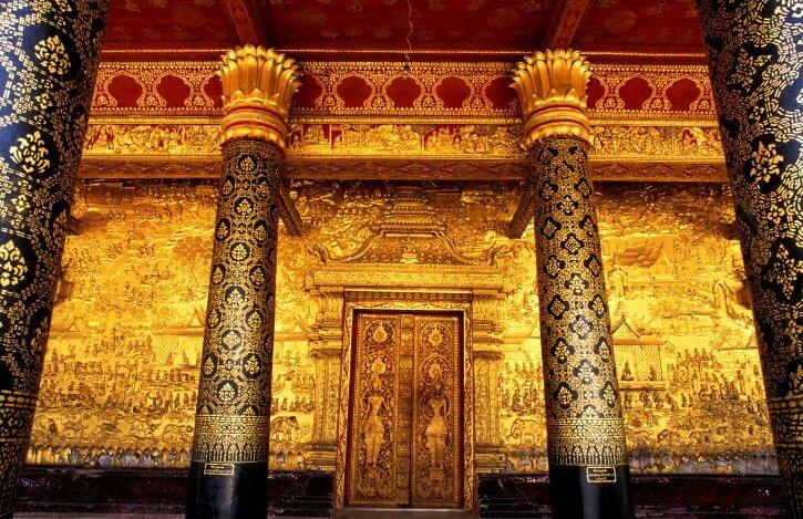 Luxury Luang Prabang Tour: Wat Xieng Thong