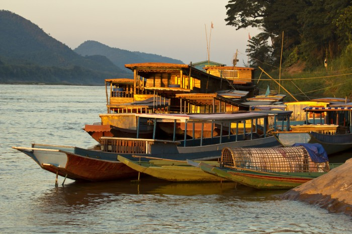 THE PULSE OF THE MEKONG: THAILAND, LAOS AND CAMBODIA