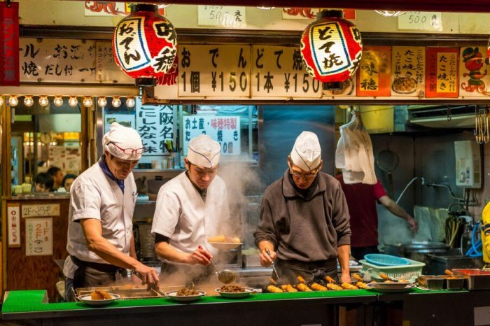 FROM KAISEKI TO ONSEN: CULTURE AND CUISINE IN JAPAN