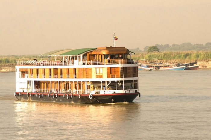 MYANMAR'S WATERY WORLD: RIVER CRUISES AND MORE