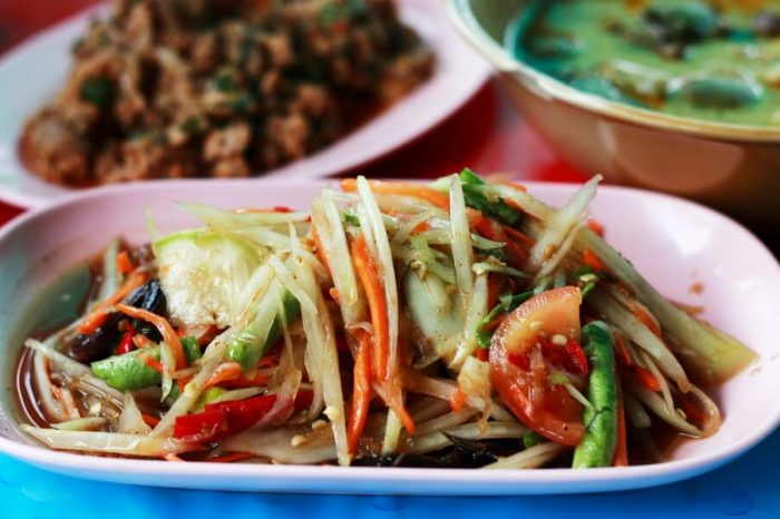 SWEET, SOUR, SALT AND SPICY: THAILAND'S CULTURE AND FOOD TOUR