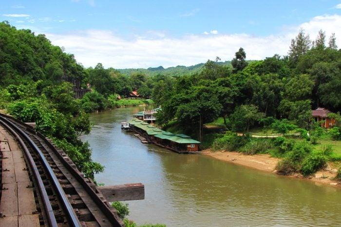 KANCHANABURI AND THE LEGENDARY RIVER KWAI