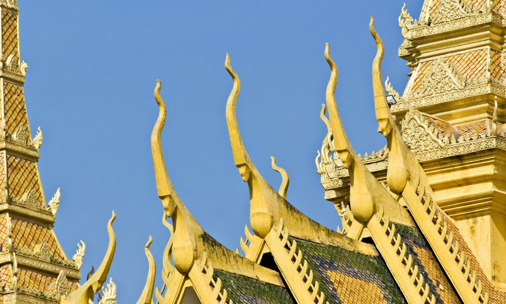 Cambodia and Vietnam Tour: majestic temple