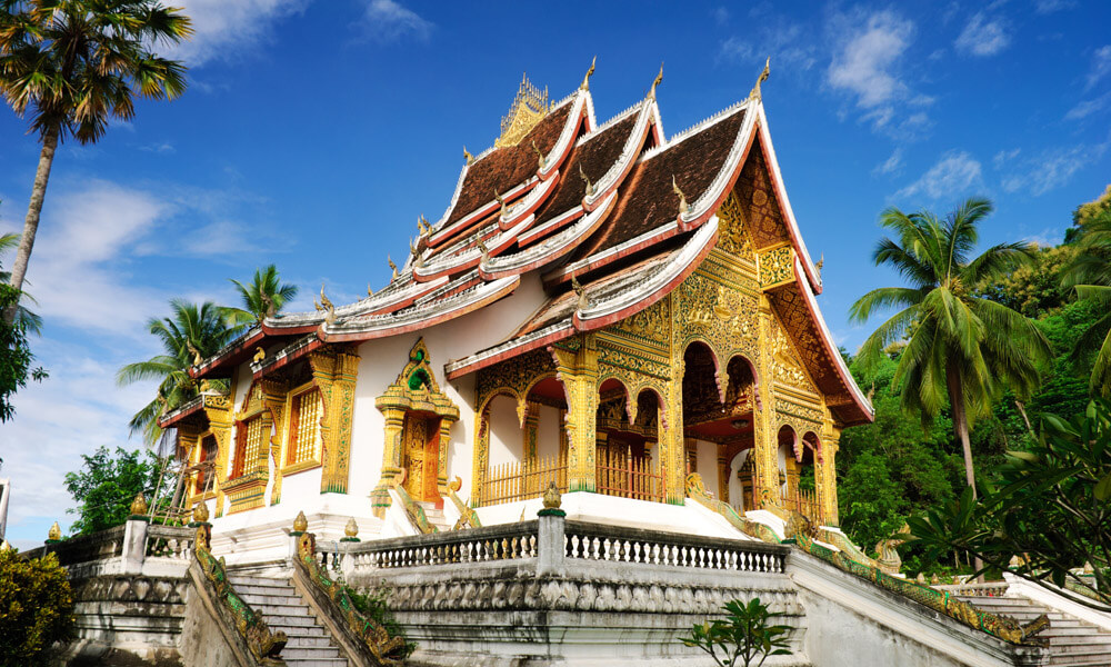 Luxury Laos Tour: historical temples
