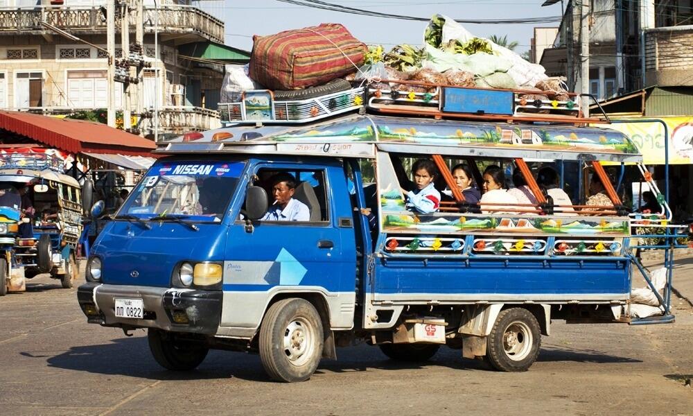 Car-Laos