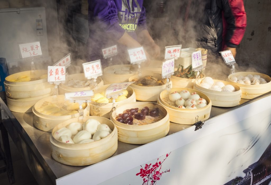 Street Food For Sale in China