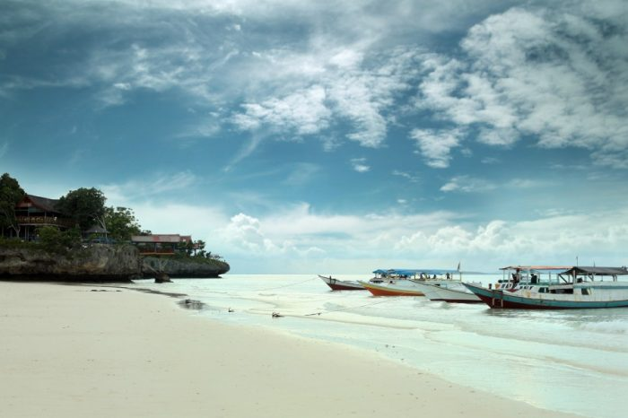 BLISSFUL BIRA BEACH HOLIDAY, SULAWESI INDONESIA