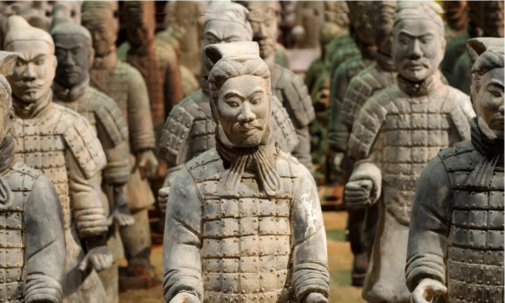 Xi'an City Break: Terracotta warriors