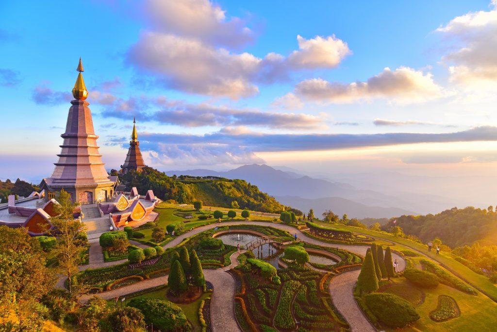 Thailand-North-Thailand-Chiang-Mai-Inthanon-Mountain