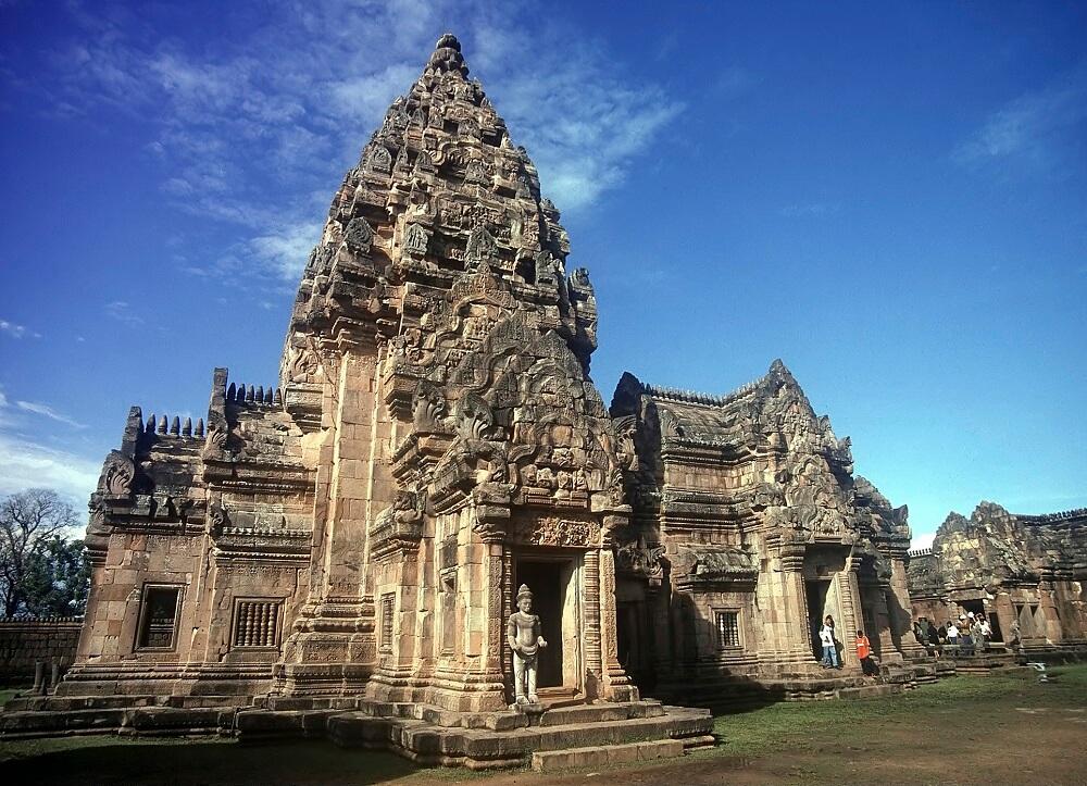 Phahnomrung castle Isaan Thailand tour