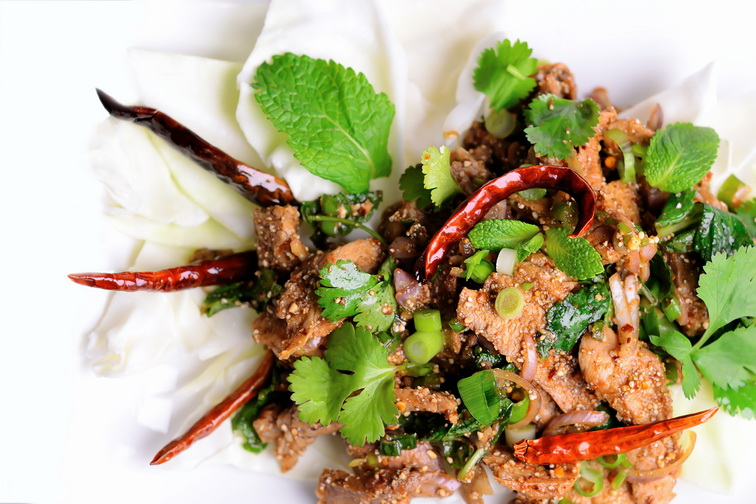 Isaan culinary tour: thai food