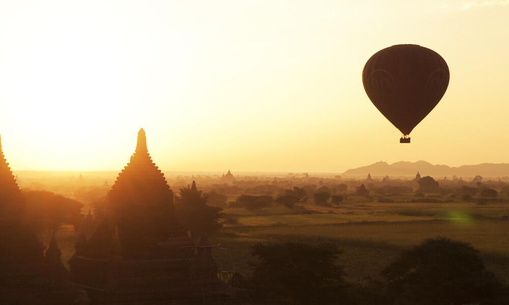 View form balloon in 2 weeks in Myanmar