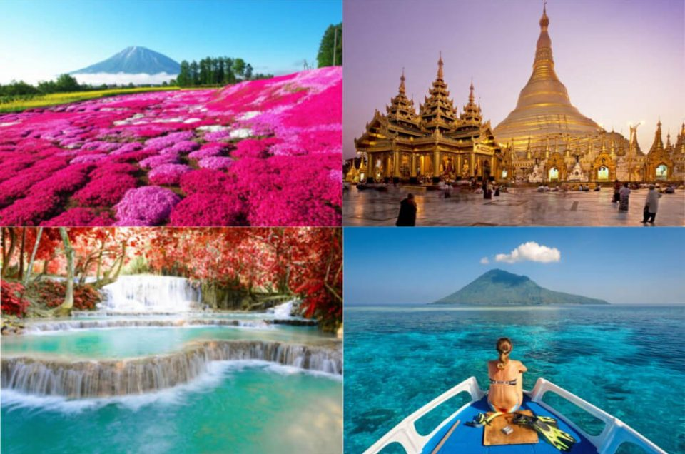 Best Places to Visit in Asia this Year (and When to Go)