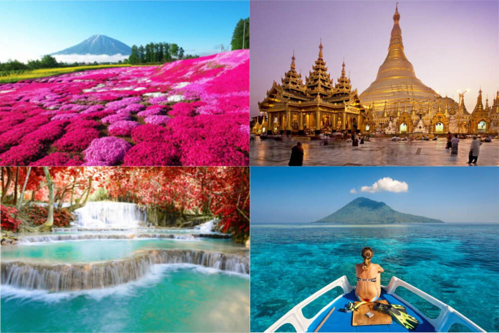 Best Places to Visit in Asia This Year and When to Go - Backyard Travel