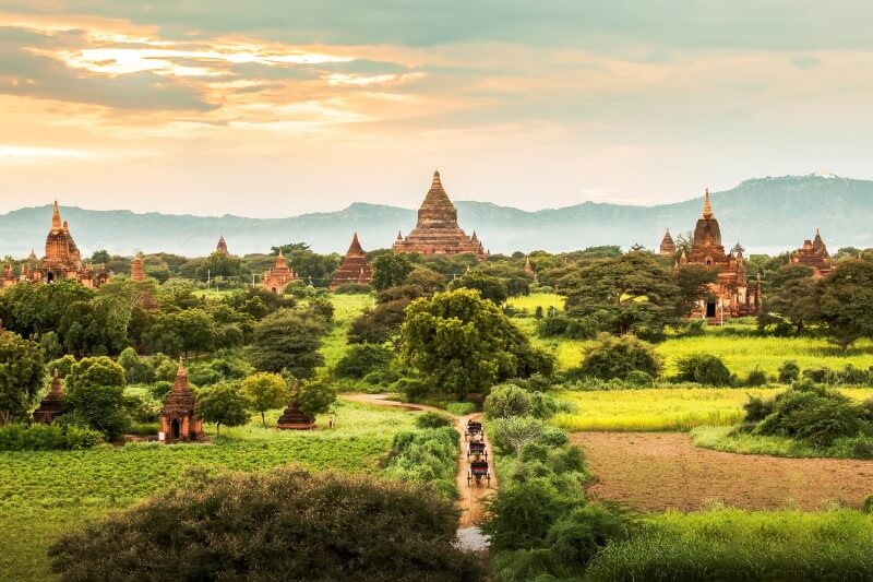 Best Time to Visit Myanmar (Burma)