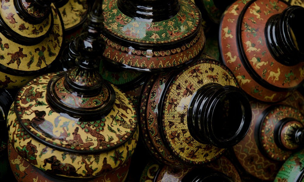 Best of Myanmar: clay pots