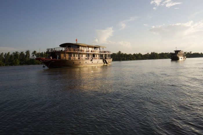 THE GLORIOUS MEKONG: AN OVERNIGHT CRUISE
