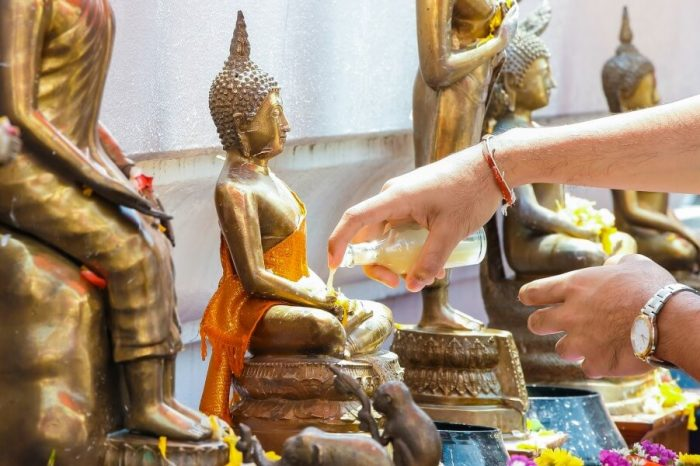 BLESSINGS FROM ANGKOR: CELEBRATE THE KHMER BUDDHIST NEW YEAR