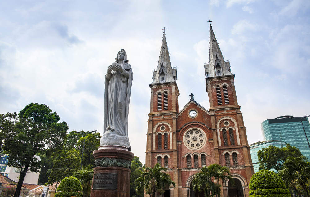 Vietnam and Cambodia family tour: Ho Chi Minh city