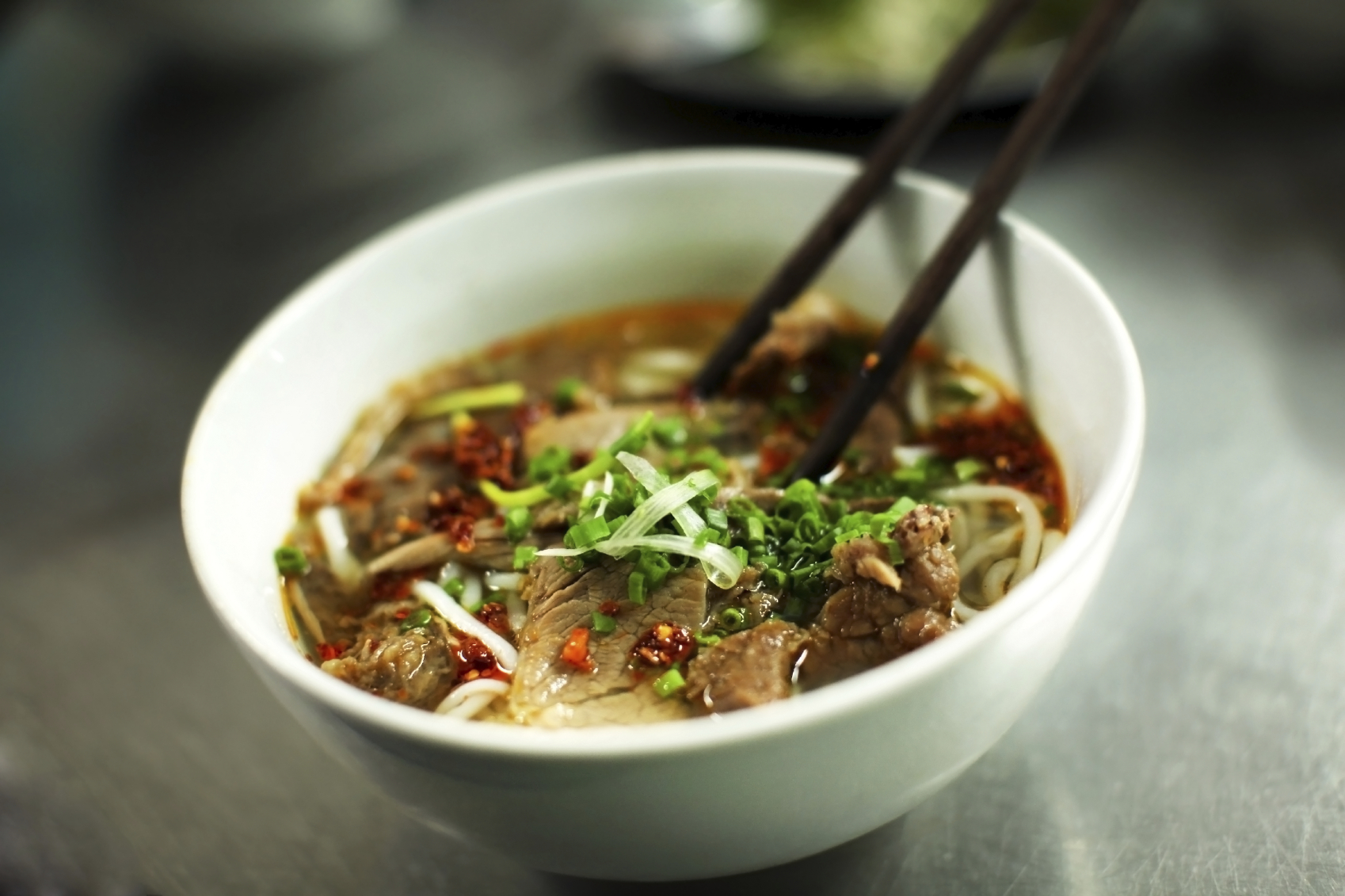Pho - Vietnamese traditional noodle soup