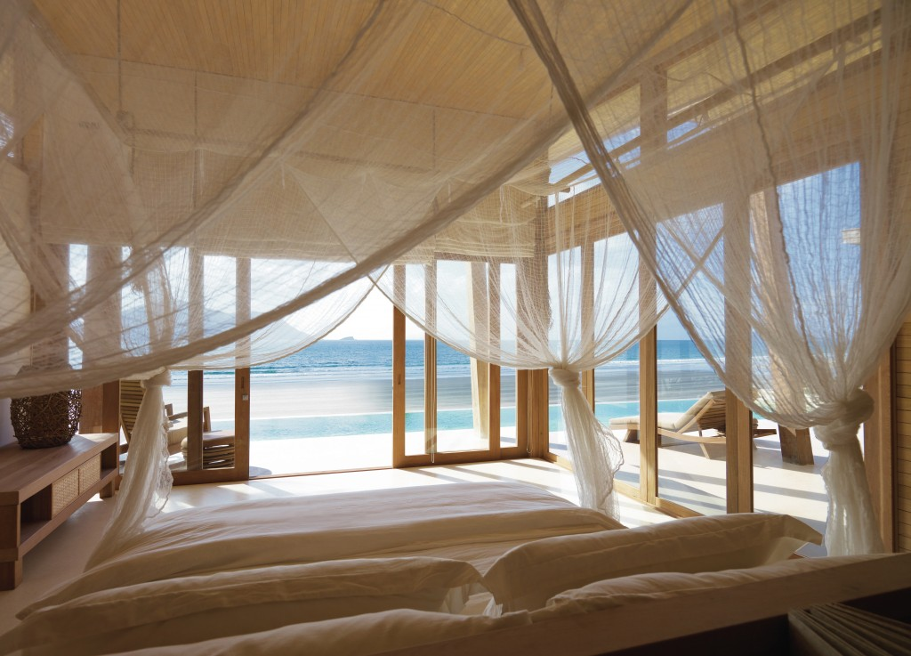 luxury resorts - Six Senses Condao, Vietnam