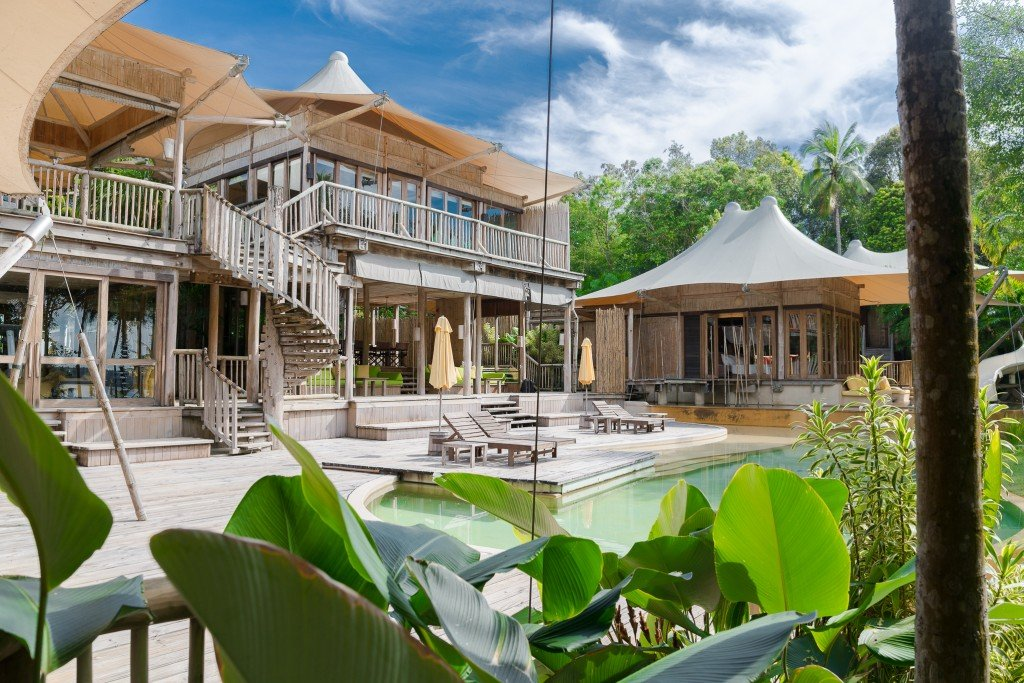 luxury resorts - Soneva Kiri Koh Kood, Thailand