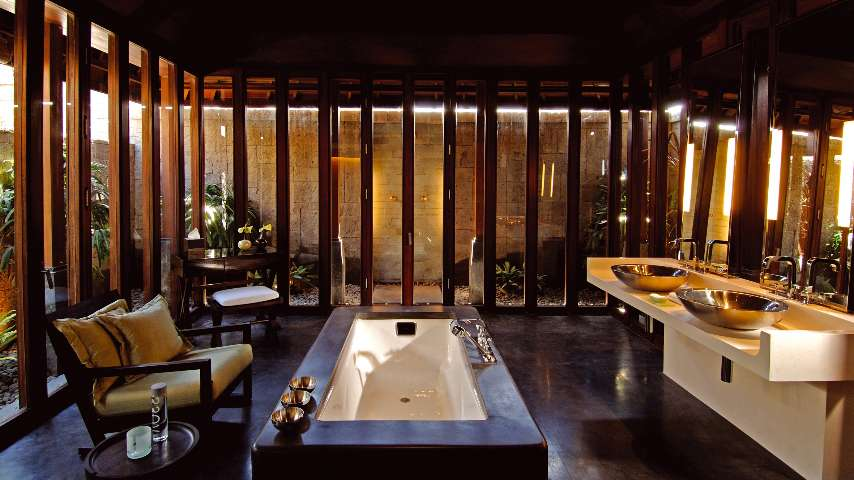 luxury resorts - Bulgari hotels and resorts Bali spa