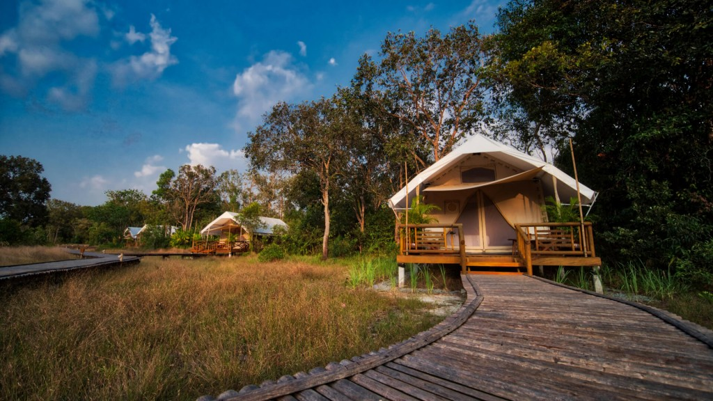 Luxury Glamping in Southeast Asia - Cardamom tented camp