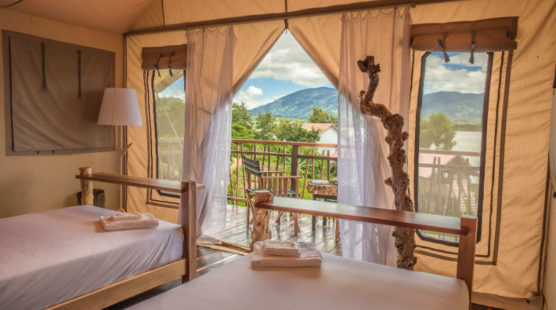 Luxury Glamping in Southeast Asia - Lak Tented Camp Vietnam