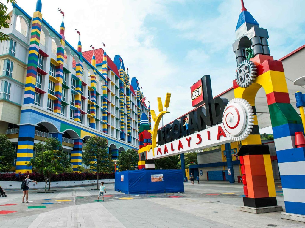 Best place to visit in Malaysia - Legoland Malaysia Johor Bahru