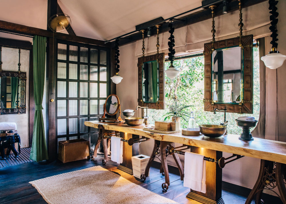 Luxury Glamping in Southeast Asia -Shinta Mani Wild, Southern Cardamom National Park