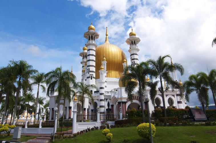 Ubiduah Mosque - Kuala Kangsar, Malaysia