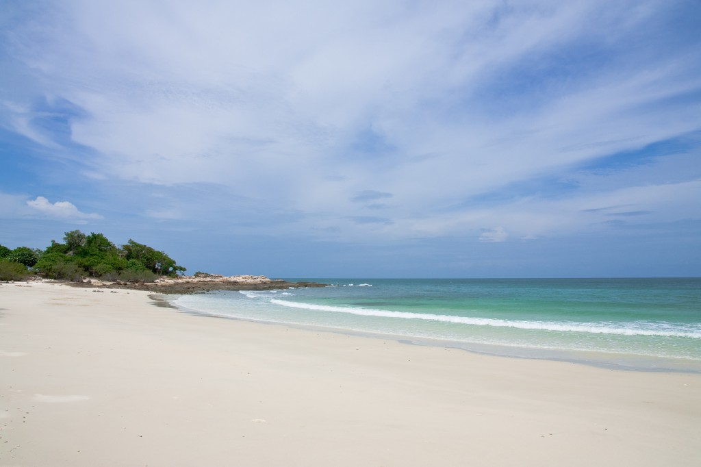 Most famous beach in Thailand: Samet island
