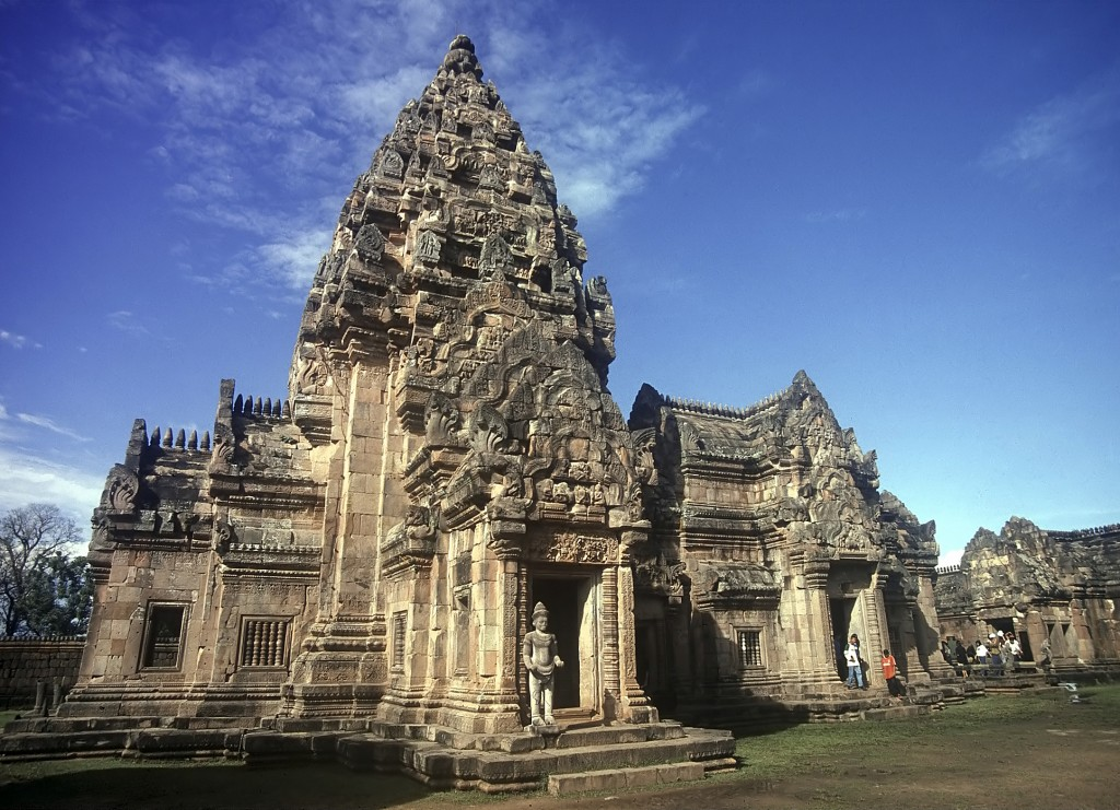 Phahnomrung castle - Isaan