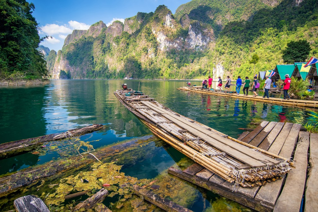 Khao Sok national park, thailand: Family adventure