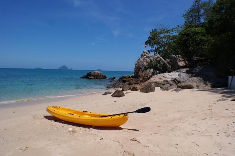 Perhentian Islands, Malaysia: Kayaking