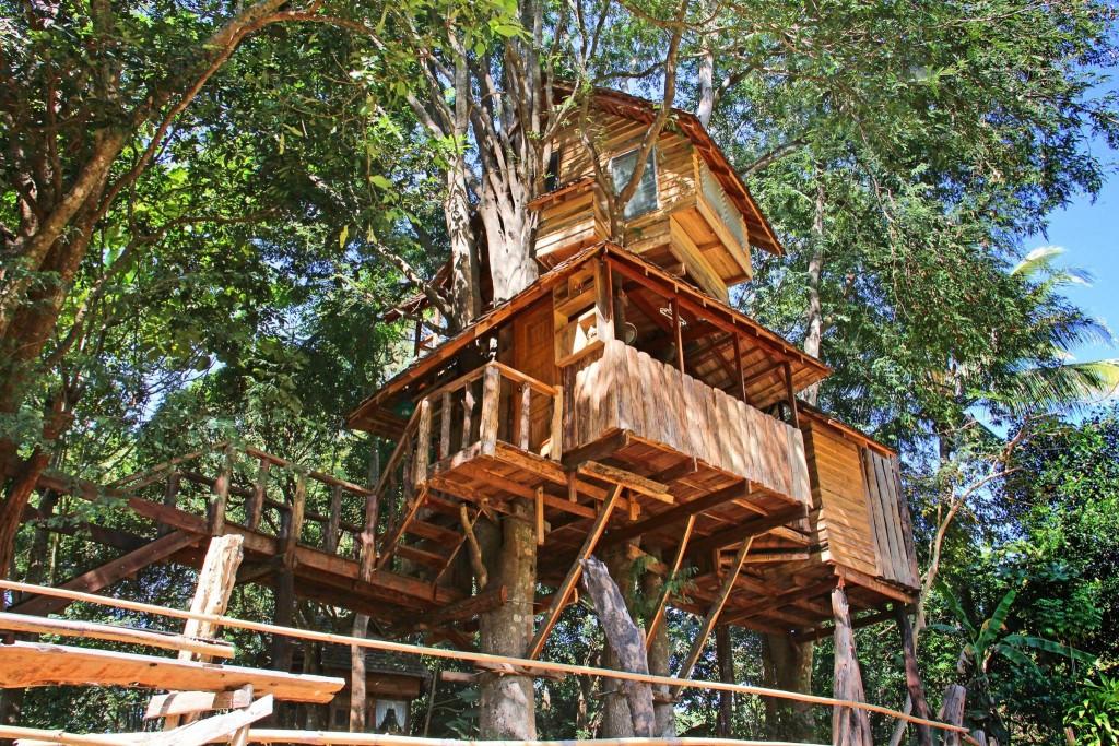 Rabeang Pasak Chiangmai treehouse