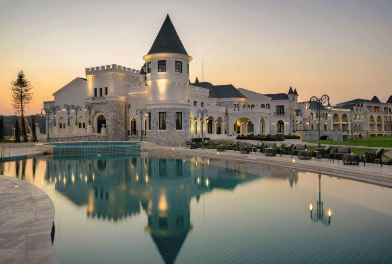 family holiday in Thailand: Khao Yai Movenpick hotel and resorts