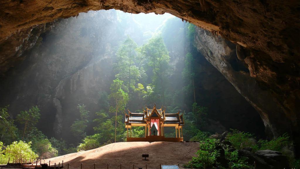 southeast asia wedding destinations in Thailand: Khao Sam Roi Yot national park, Prachuap Khiri Khan