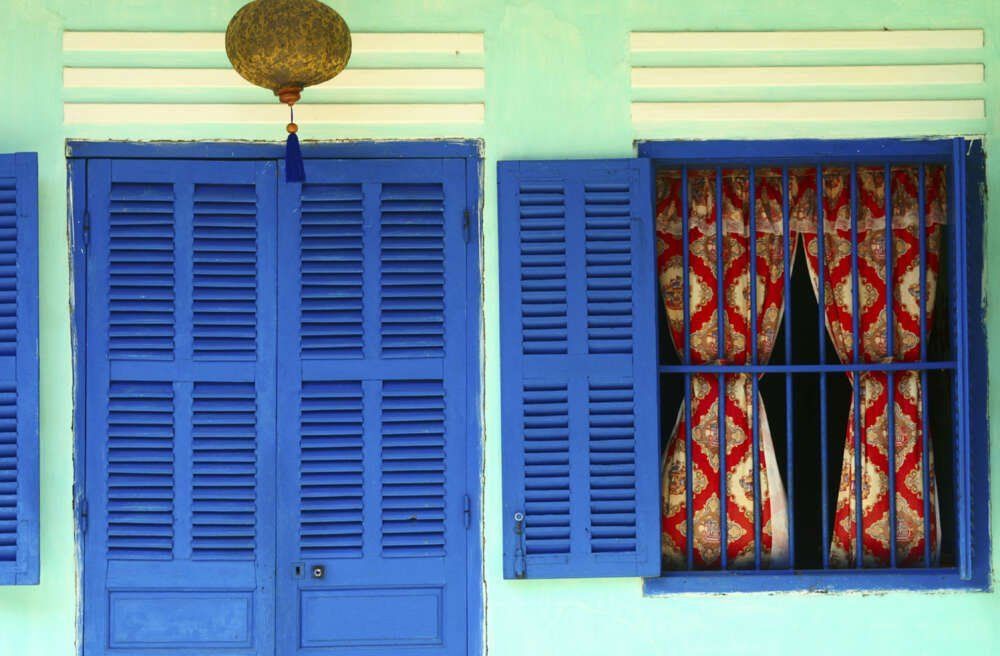 Vietnam, Hoi An Traditional House