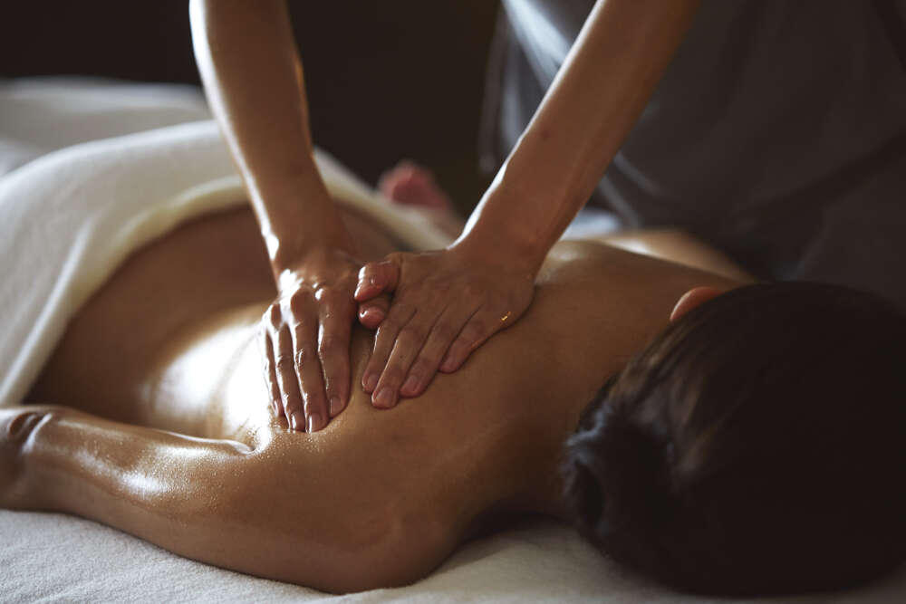 Massage on a Myanmar luxury holidays